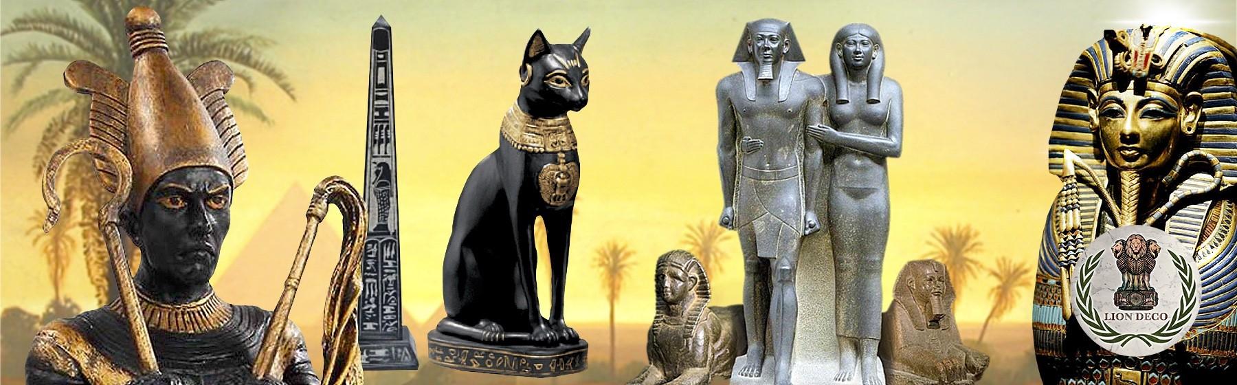 14. Mundo Egipcio
