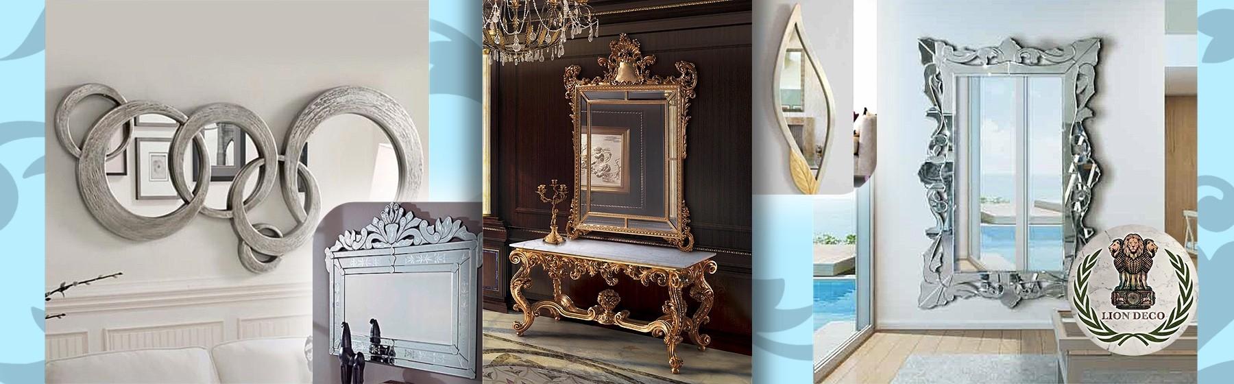 11. Espejos Artísticos y Relojes de Pared